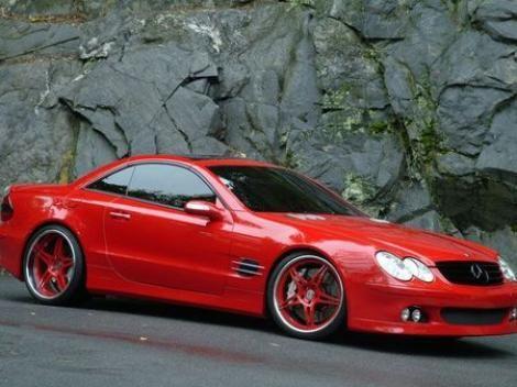 Mercedes SL500 par Ai Design | le blog auto