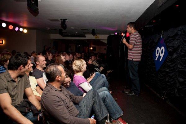 Spotlight: 99 Comedy Club London