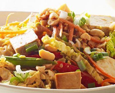 salad sehat makan malam