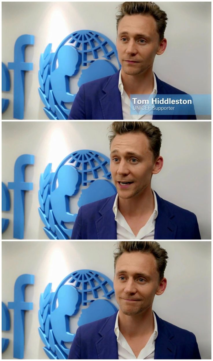 Tom Hiddleston Tells Us About Living Below The Line (by UNICEFUK)