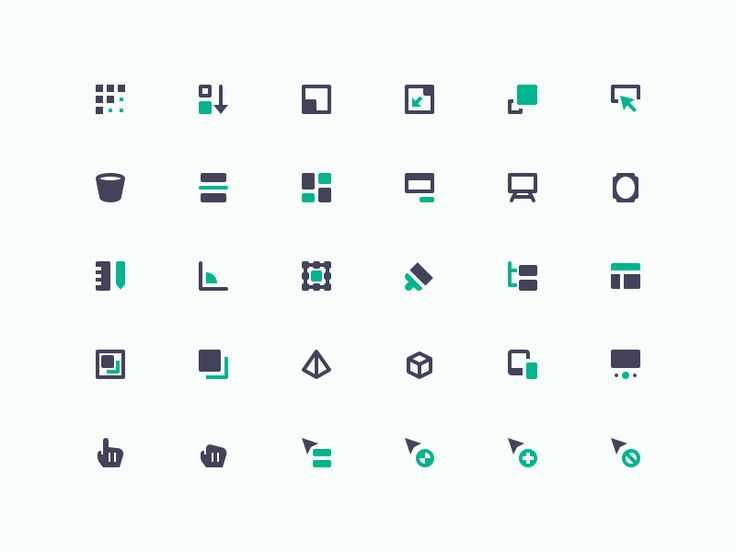Design & Development (mini icons)
