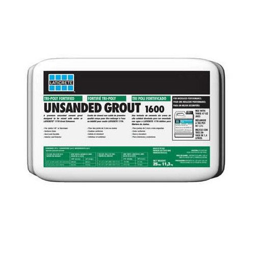 Found it at Wayfair - LAT 1600 Unsanded Grout 8 Lb