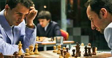 This form of chess can help an upcoming chess player enhance his visualization capabilities and memory.  http://www.chessbeast.com/