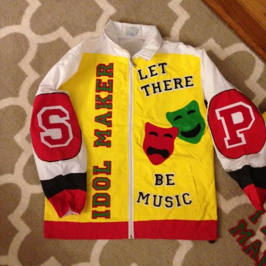 Salt-n-Pepa Jackets by Make It Mulberry | Project | Sewing / Costumes | Outerwear | Holiday | Kollabora