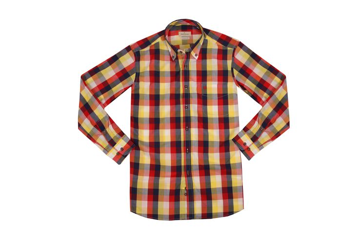 Camisa Colección Primavera-Verano 2015