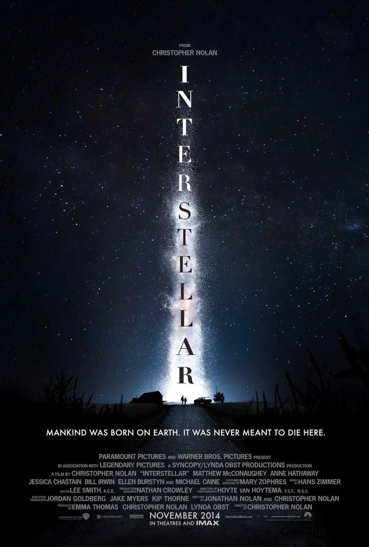 『インターステラー』公開前総力特集その3:公開されているポスターたち - A LA CARTE