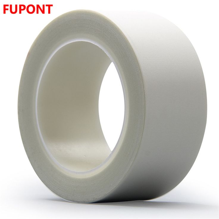 Glass Fiber Cloth High Temperature Masking Insulation Silicone Adhesive Tape
