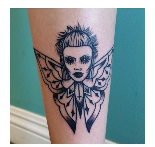 37 Best Die Antwoord Tattoos Images On Pinterest