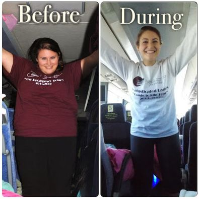 channel 150 x 75 weight loss