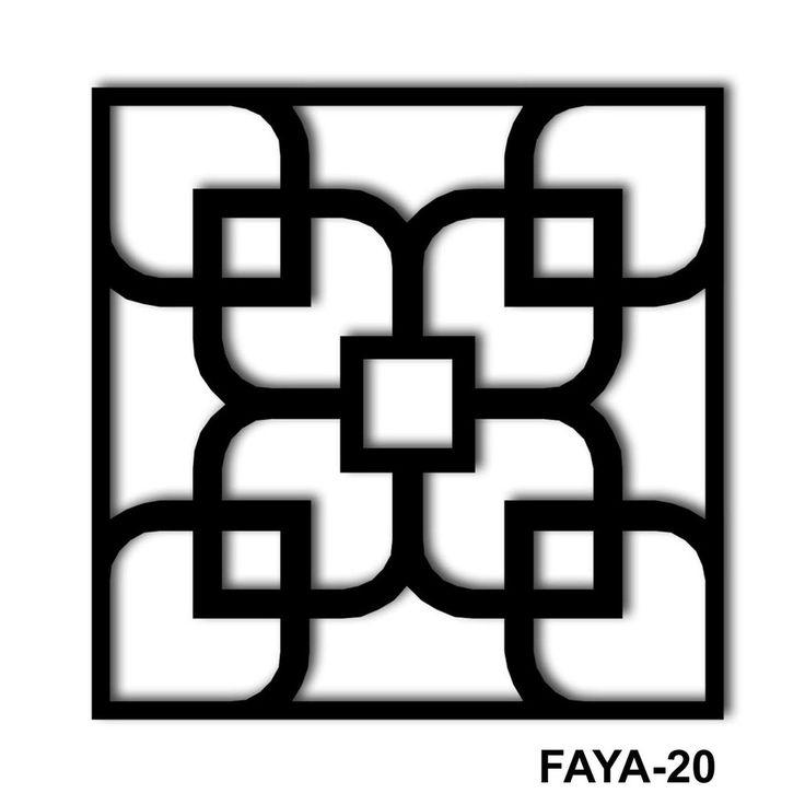 #FAYA Mashrabiya #Mashrabiya Screen #Mashrabiya Divider #Arabesque # Lattice #…