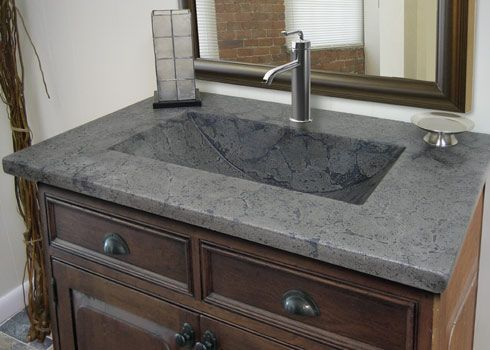 Concrete Trough Sink : Concrete Trough Sink