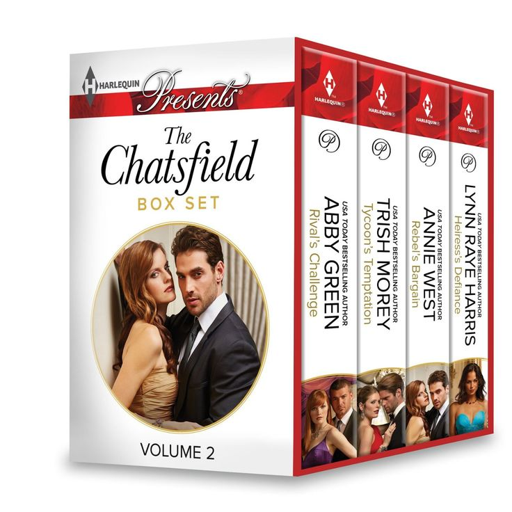 The Chatsfield Box Set Volume 2: Rival's Challenge\Tycoon's Temptation\Rebel's Bargain\Heiress's Defiance - Kindle edition by Abby Green, Trish Morey, Annie West, Lynn Raye Harris. Romance Kindle eBooks @ Amazon.com.