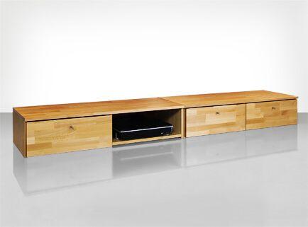 Elegant TV-bord | Vis veiledninger for gjør-det-selv-prosjekter | Bosch