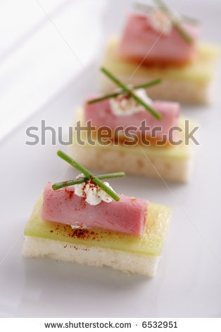 37 best images about canape on pinterest sashimi for How to make canape cases