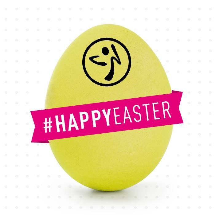 #HappyEaster from the Zumba Home Office!