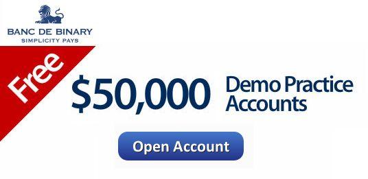 Banc De Binary Demo Konto