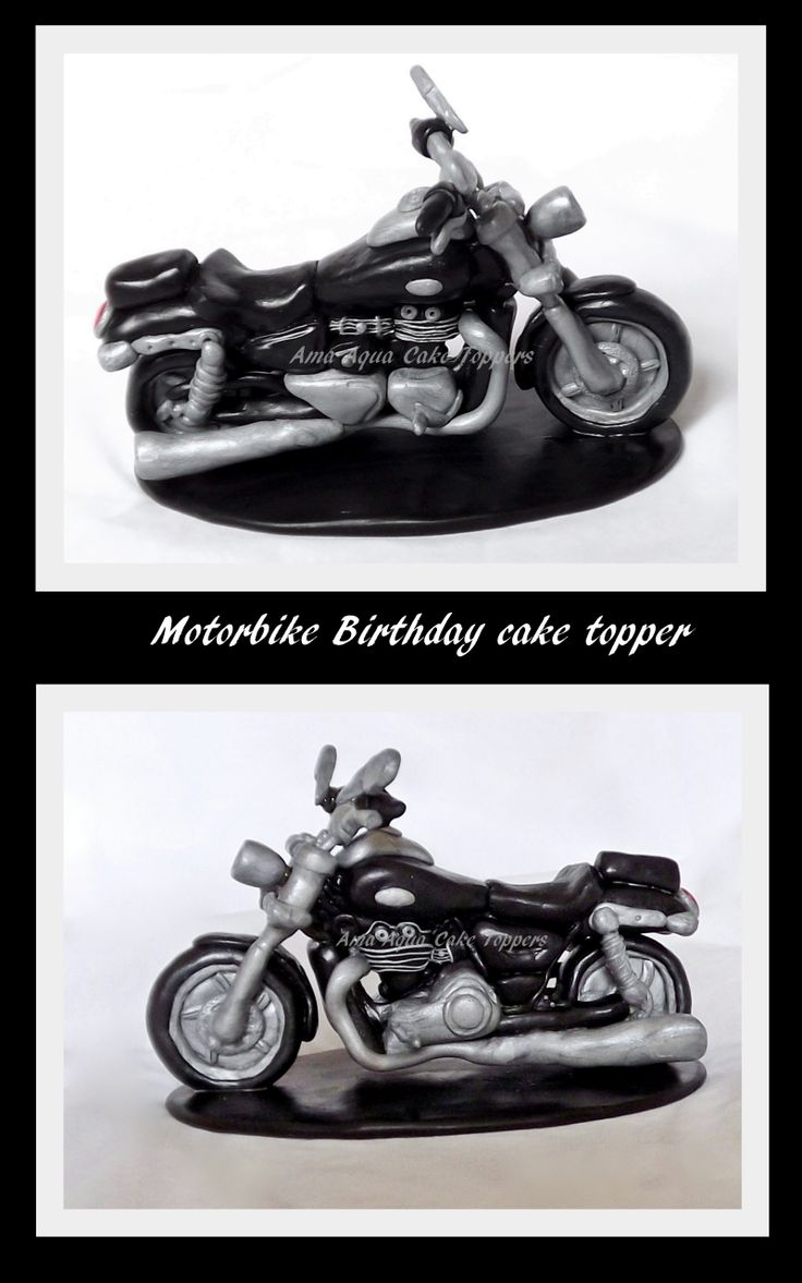 Buy Harley Davidson Ornaments Online >> 1000+ images about Cakes for Boys on Pinterest   Groom cake, Motorcycle cake and Boat cake