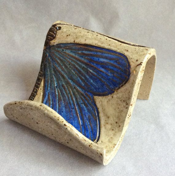 Hey, I found this really awesome Etsy listing at https://www.etsy.com/listing/172491732/handmade-stoneware-clay-business-card