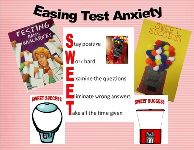 Take the Stress Out of the TestPanic Attack, Stars Test, Stress, Test W