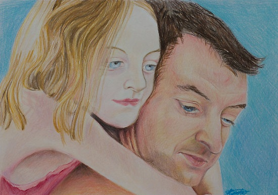 Matt and Emma by Jacqui Coote