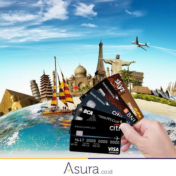Selain memudahkan dalam bertransaksi, kartu kredit juga memiliki banyak keunggulan lain yang bisa Anda andalkan saat berpergian lho.