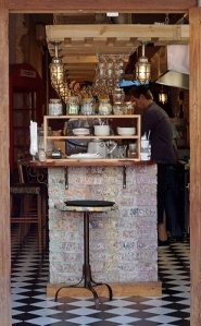 Odd cafe greenside