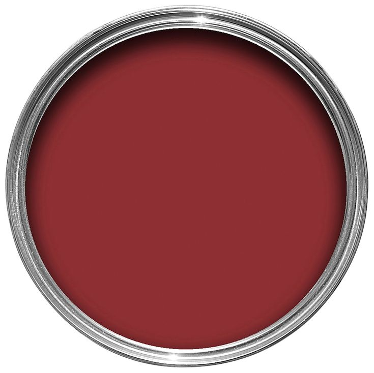 Colours Interior & Exterior Classic Red Gloss Wood & Metal Paint 750ml | Departments | DIY at B&Q