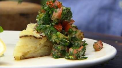 Fast Ed: Budget Three-Course Meal – Entrée Of Potato And Cheese Frittata, Ep 43 (21.11.14)