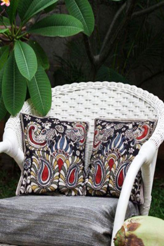 kalamkari-cushions