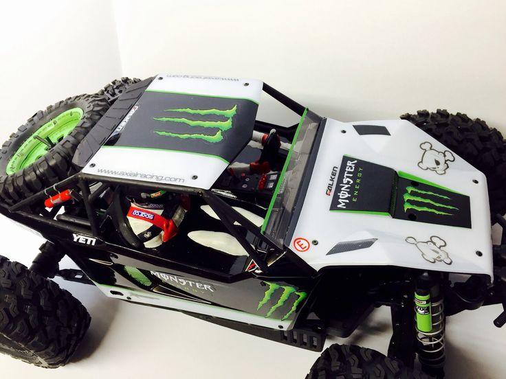 Axial Yeti XL custom build by RC Car & Bodyshop www ...