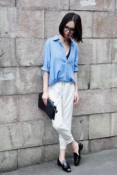 IAN CHEN's lookbook | Blue day