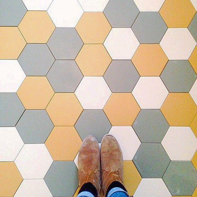 hexagon 3 kleuren | uitgebreid scala samples kleuren dubbelhardgebakken zeskant wincklemans bij mozaiek utrecht