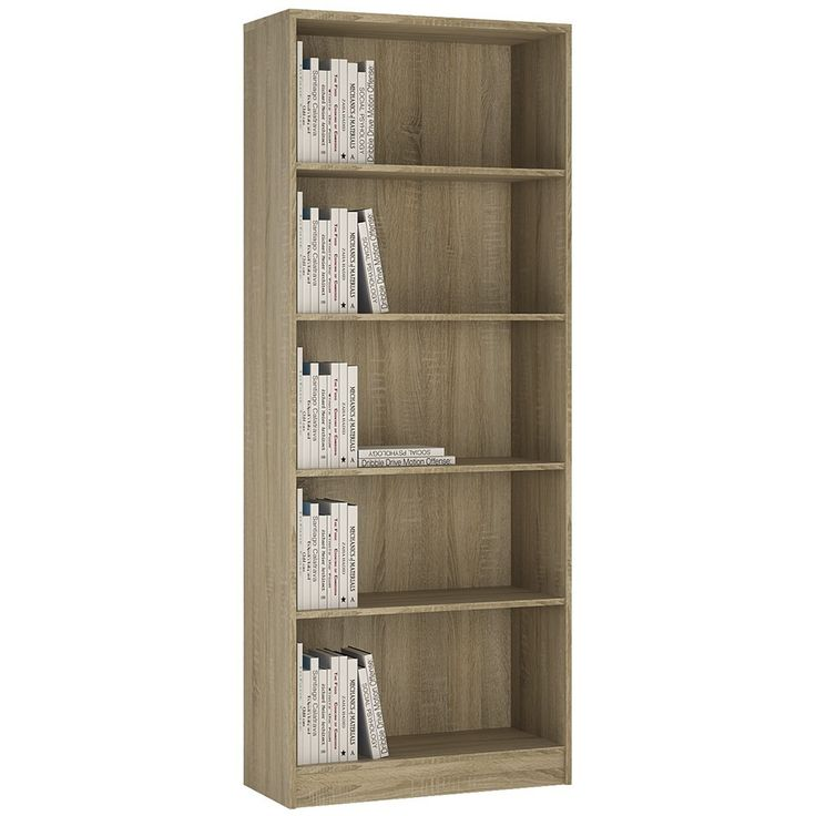 Luxury Tall and Wide Bookshelves