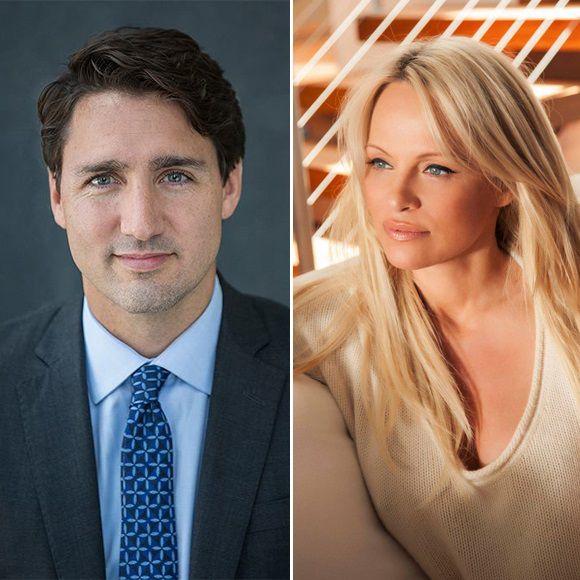 La lettre ouverte de Pamela Anderson au Premier ministre Justin Trudeau | HollywoodPQ.com