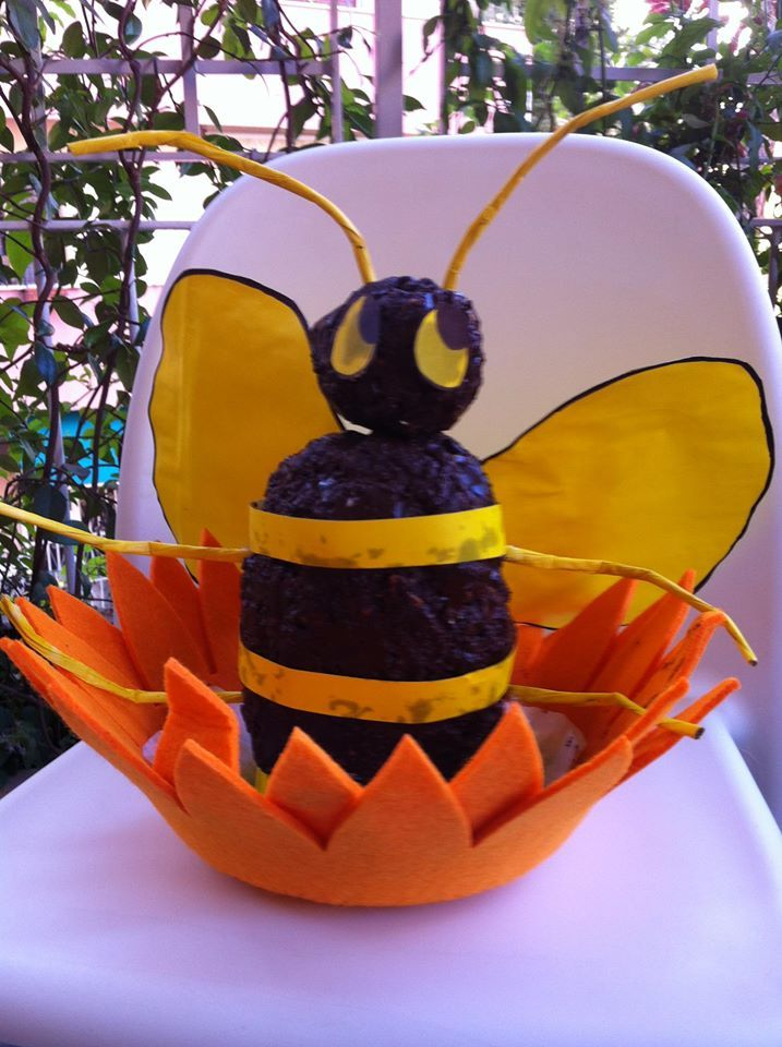 torta ape - bee cake