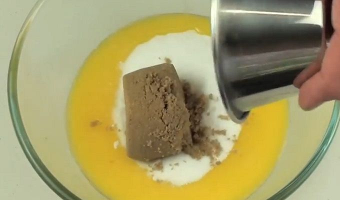 Se hva denne blandingen blir til etter 6 minutter i mikroen!