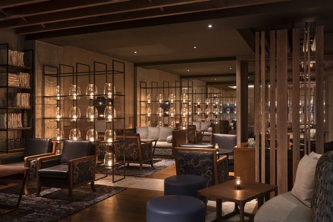 Hospitality Design for Small Spaces #interiordesign #smallspaces #decorideas