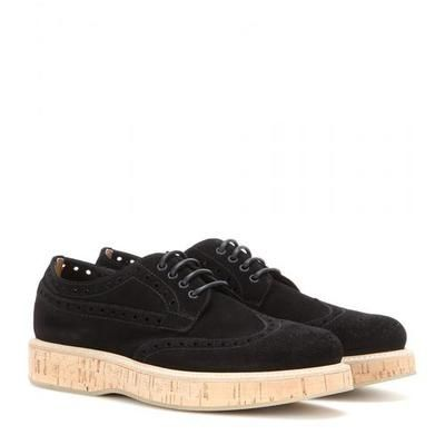 Church's - Keely suede brogues #brogues #formal #covetme #church's i need these!