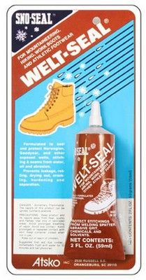 Sno-Seal Welt Seal All Purpose Sealant And Protectant - ArmyNavyShop.com
