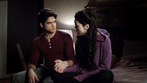 teen wolfTeen Wolf Season 3 Scott And Allison