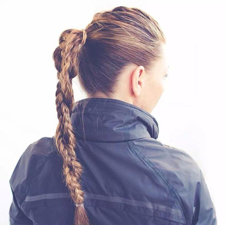 Stupendous Liczba Najlepszych Obrazow Na Temat Yoga Hair Na Pinterescie 14 Short Hairstyles Gunalazisus