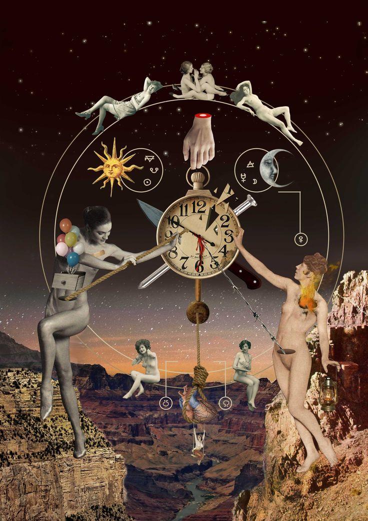 Cruzar o Íntimo ~~ Cada descoberta é uma dádiva E cada contato um presente E a cada sinal um aprendizado Tanto tempo pra cruzar o outro lado Tanto tempo... de olhos fechados. #collage #alchemy #lovegirls