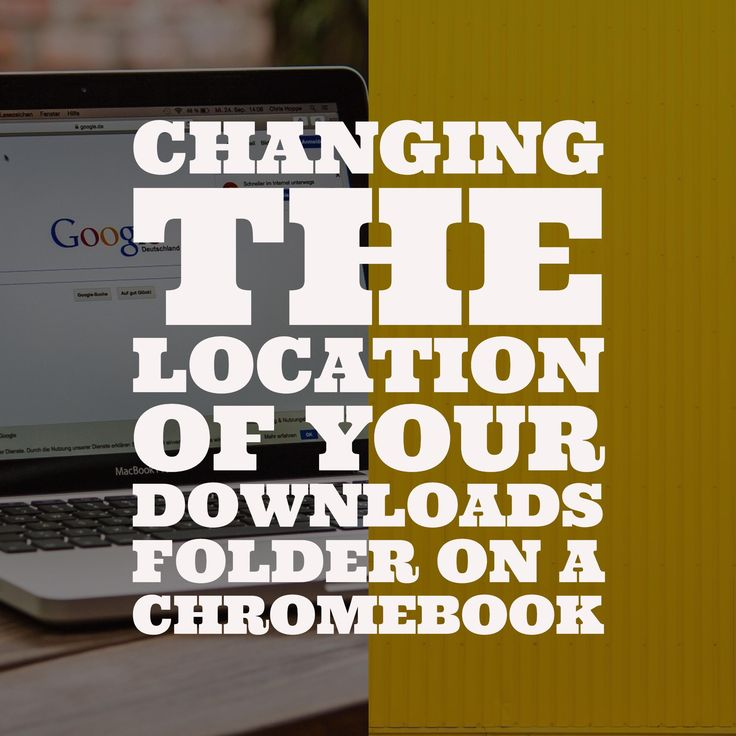 Users of Chromebooks have it easy. All of their data, backed up automatically to Google Drive, they don't have a care in the world. Except when it comes to the Downloads folder. On a Google Chromebook, the Downloads folder is local to the device and is not backed up anywhere. This might … Continue reading
