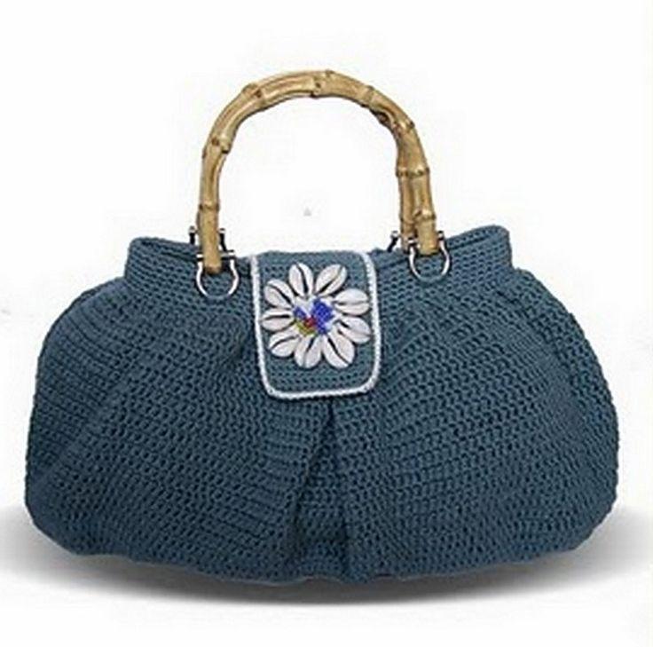 【转载】欣赏 包包 2 - slmolly的日志 - 网易博客 | bolsas bellas crochet ...