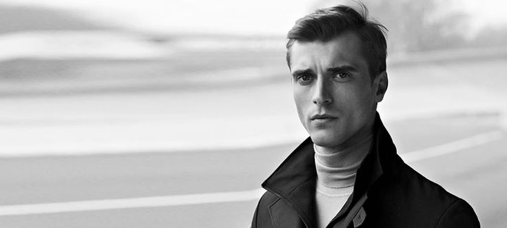 Classic Men's Hairstyles: The Quiff & How To Style It