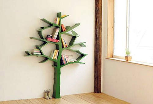 Awesome idea for a kid's room!
