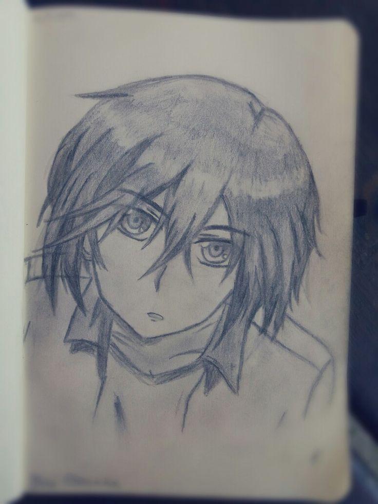 My First Yuu Otosaka Drawing