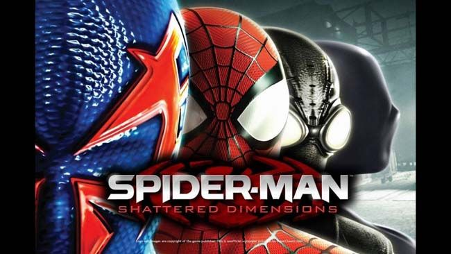 Spider-Man Shattered Dimensions NDS ROM (EUR) - https://www.ziperto.com/spider-man-shattered-dimensions-nds-rom/