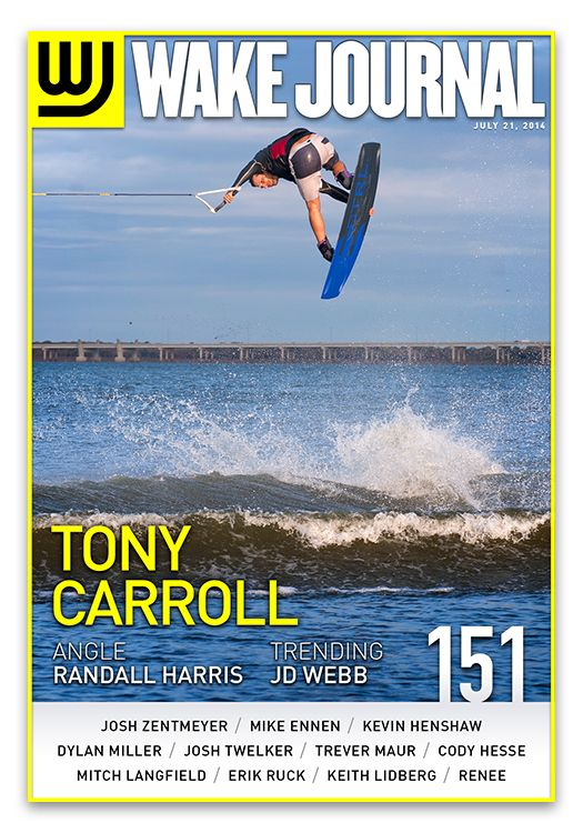 July 21st, 2014 - Wake Journal 151 is here with Cory Teunissen on the cover! Download the Wake Journal App, subscribe and get all 40 issues for just $1.99! http://www.wkjr.nl/app