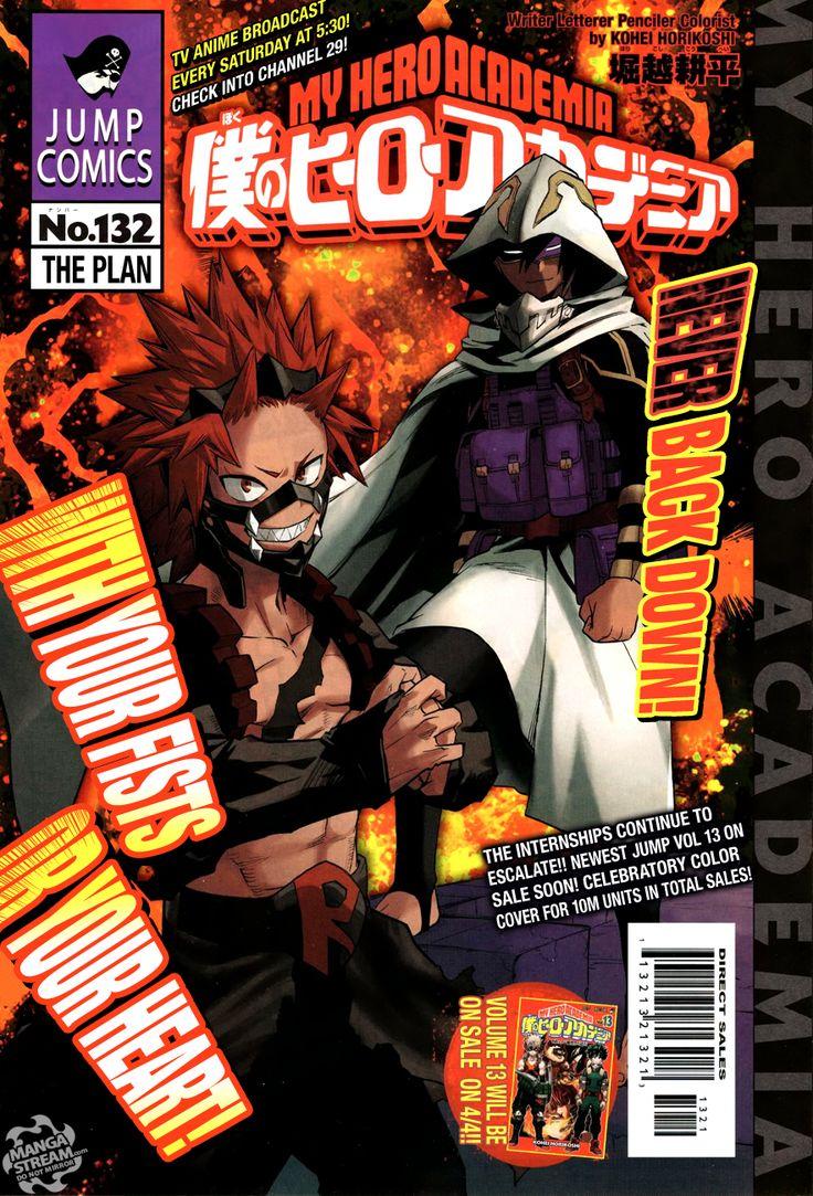 Boku no hero academia 93 read boku no hero academia 93 online page - Read Manga Boku No Hero Academia 132 The Plan Online In High Quality